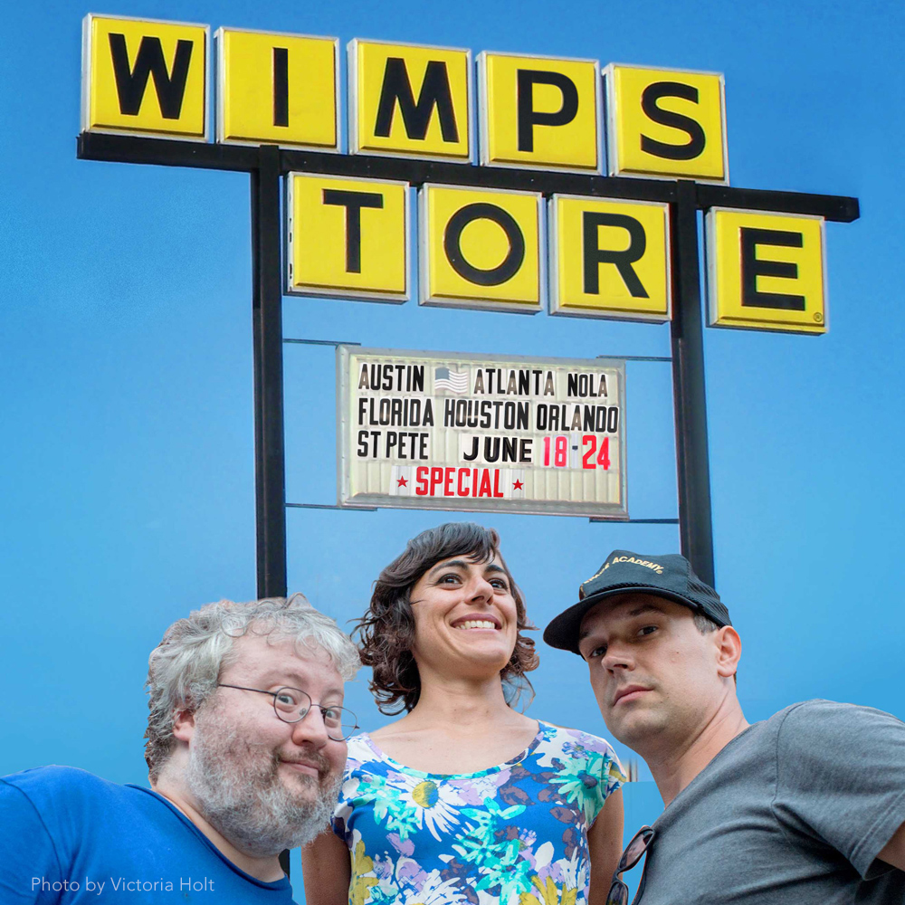wimps southern tour